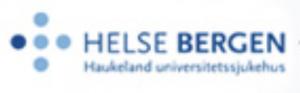Helse Bergen Haukeland Universitetssjukehus logo