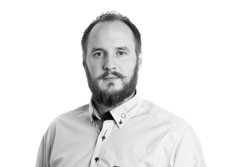 Salgssjef Andreas Wie