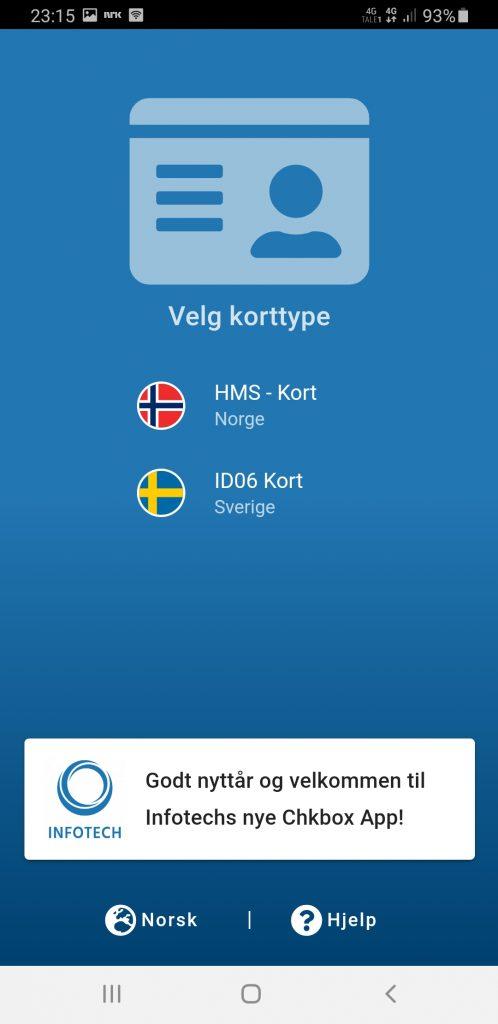 C h k Box app